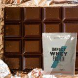チョコレート写真