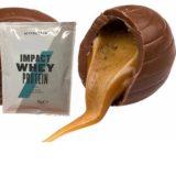 チョコレートキャラメル写真